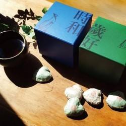 雲南普洱生茶愛心小沱茶