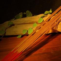 印度老山檀香1尺3立香