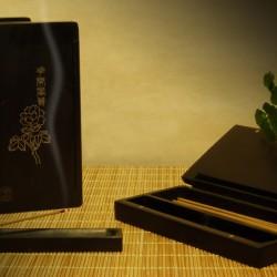 黑檀3.5寸盒套組